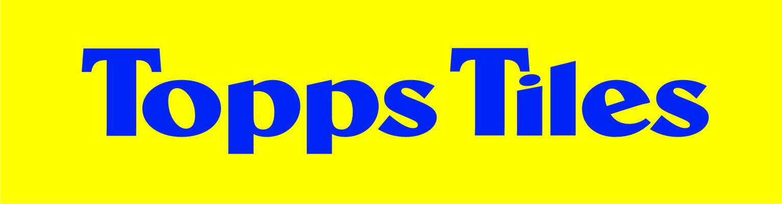 Topps Tiles Logo 0711 1