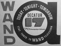 WAND TV1964
