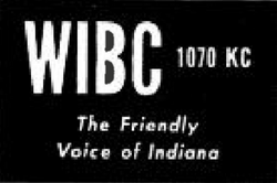 WIBC Indianapolis 1956