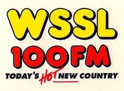 WSSL 100 FM