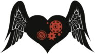 Winged Gear Heart