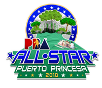 2010 PBA All-Star Game logo