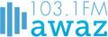 Awaz 103.1 FM - Pendle Community Radio (2011).png