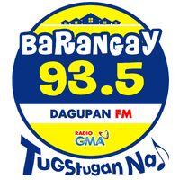 Barangay 93.5 Dagupan 2015 logo