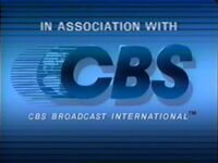 CBS Broadcast International 1987 In Association With