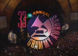 Grammys 33rd