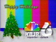 KBJR-TV's Happy Holidays Video ID From December 1995