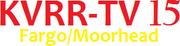 KVRR-TV logo late 1980s