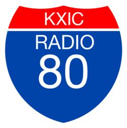KXIC Radio 80