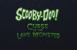 Lake Monster Title Card