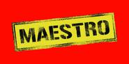 Maestro logo 2010 con fondo