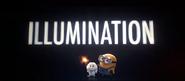 The Grinch logo Illumination