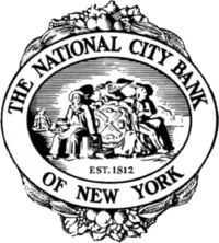 The National City Bank of New York 1937