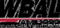 WBAL (AM) former logo