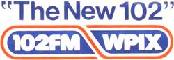 WPIX FM New York 1978