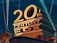 20th Century Fox Logo (1968; Fullscreen)
