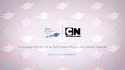 CN 2010 and Dove Self Esteem Project logos