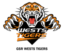 GSR Wests Tigers Logo