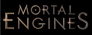 Mortal Engines logo