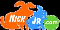 NickJr.com logo 2001