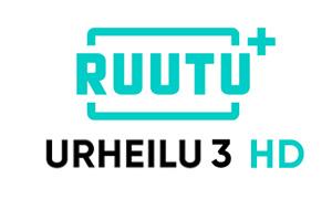 Ruutu+ Urheilu 3 HD