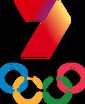 Seven Olympics Logo 2000-2002