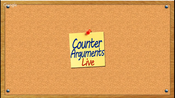 """Counter Arguments Live"" circa. March 2019"