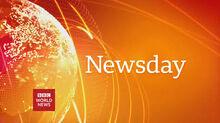BBC Newsday titles 2019
