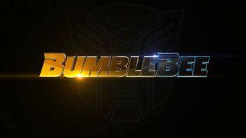 Bumblebee movie logo