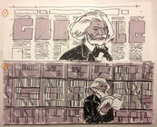 Google Celebrating Frederick Douglass (Storyboards 2)