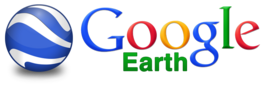 Google Earth wordmark 2011
