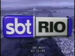 Jornal SBT Rio, 1999-1