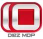 Logo Canal 10 MDP Año 2010