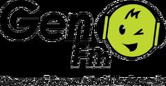 Logo Gen FM