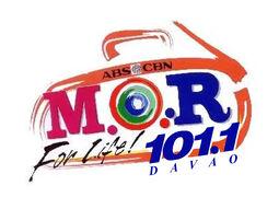 MOR 101.1 Davao 2003