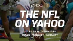 NFL on Yahoo! ad
