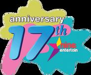 Nine Entertain 17 yrs