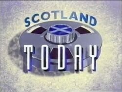 Scotland Today 1990