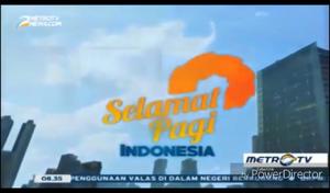 Selamat pagi indonesia 2016