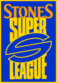 Stones Super League 1996 logo