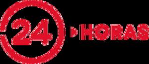 TVN 24 Horas Logo (October 21 2015- )