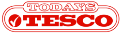 Todays Tesco logo small