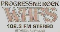 WHFS Bethesda 1975