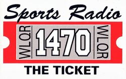 WLQR Sports Radio 1470 The Ticket