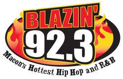 WLZN Blazin' 92.3