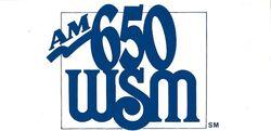 WSM AM 650