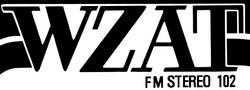 WZAT Tybee Island 1977