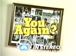 You again-show