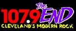 107.9 The END logo
