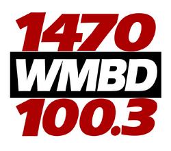 1470 AM WMBD 100.3 FM